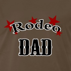rodeo dad T-Shirts