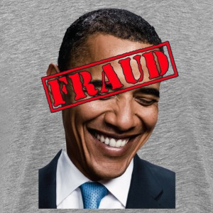 Anti Obama Fraud T-Shirts - Men's Premium T-Shirt
