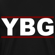 YBG Stripe Black/Red/White