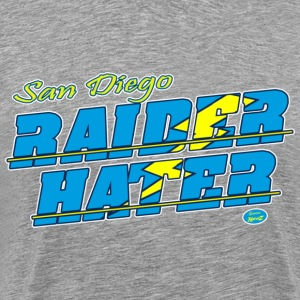 sd_raider_hater T-Shirts - Men's Premium T-Shirt