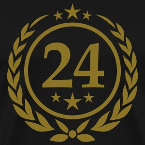 Birthday 24 T-Shirts - Men's Premium T-Shirt
