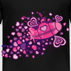 Romance_On_A_Submarine - Toddler Premium T-Shirt