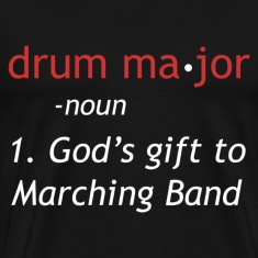 Definition of a Drum Major