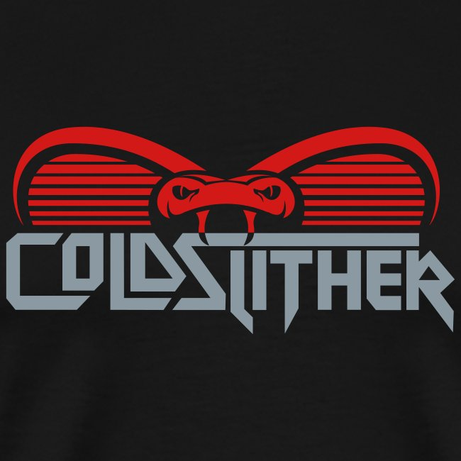 Cold Slither band logo shirt