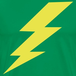 Lightning Bolt T-Shirts - Men's Premium T-Shirt
