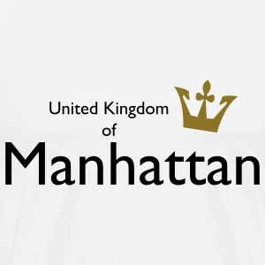 United Kingdom of Manhattan T-Shirts - Men's Premium T-Shirt