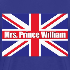 Mrs. Prince William Royal Wedding T-Shirts - Men's Premium T-Shirt
