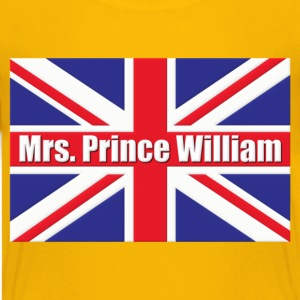 Mrs. Prince William Royal Wedding Kids' Shirts - Kids' Premium T-Shirt