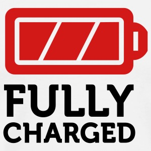 Fully Charged (2c) T-Shirts - Men's Premium T-Shirt