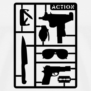 Action Man T-Shirts - Men's Premium T-Shirt