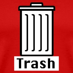 Mac Trash T-Shirts - Men's Premium T-Shirt