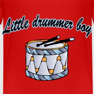 little drummer boy Toddler Shirts - Toddler Premium T-Shirt
