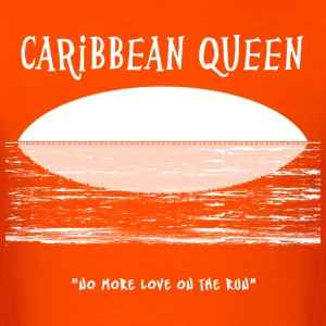 CARIBBEAN QUEEN - Men's T-Shirt