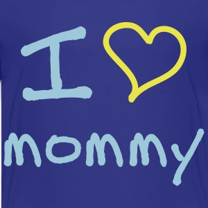 I love mommy - Kids' Premium T-Shirt