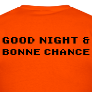 Design ~ Good Night & Bonne Chance for Men