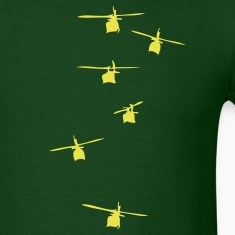 Helicopter Squadron T-Shirts