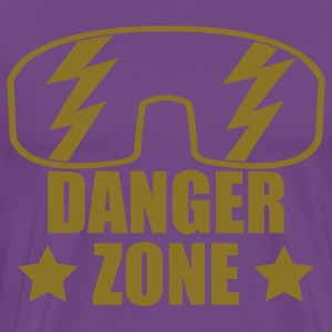 DANGERZONE - Men's Premium T-Shirt