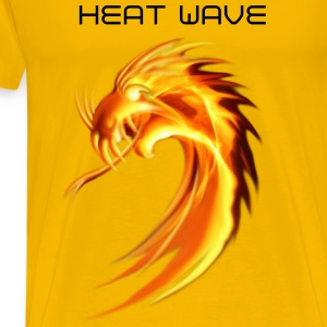 Heat Wave - Men's Premium T-Shirt