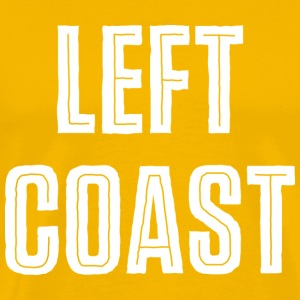 Left Coast T-shirt - Men's Premium T-Shirt