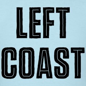 Left Coast T-shirt - Men's T-Shirt