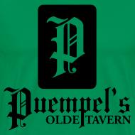 Design ~ Puempel's Men's XL Logo Tee