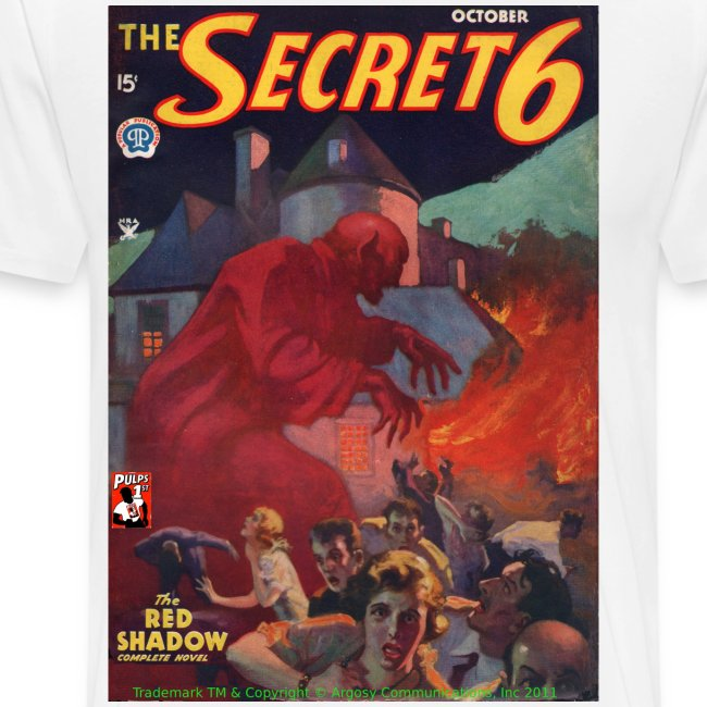 3XL Secret 6: The Red Shadow