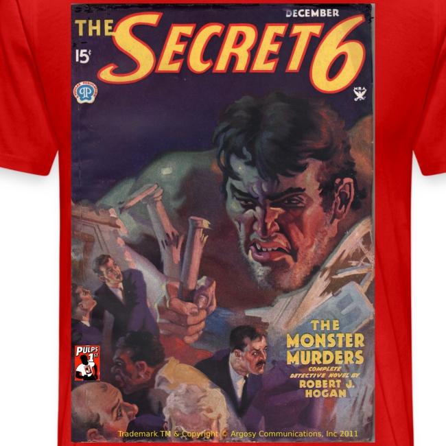 3XL Secret 6: The Monster Murders