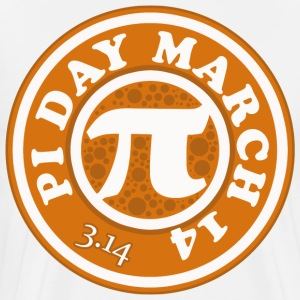 Pi Day - Men's Premium T-Shirt