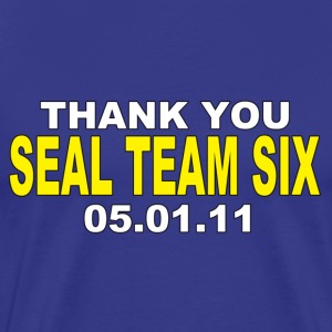 SEAL TEAM SIX BLUE - Men's Premium T-Shirt
