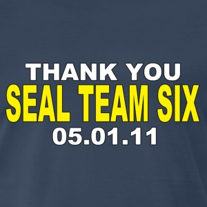 SEAL TEAM SIX NAVY - Men's Premium T-Shirt