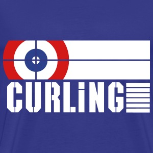 Curling ground T-Shirts - Men's Premium T-Shirt