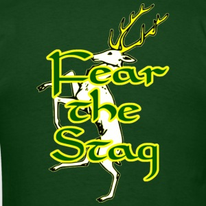 outlands_fear_the_stag T-Shirts - Men's T-Shirt