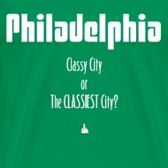 Design ~ Philadelphia Classy T-Shirt