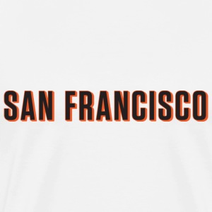 San Francisco T-shirt - Men's Premium T-Shirt