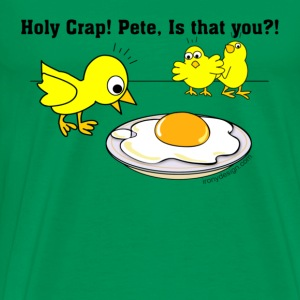 Holy Crap! Pete, is that you?! - Men's Premium T-Shirt