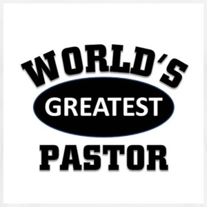 Greatest Pastor - Men's Premium T-Shirt