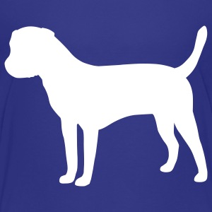 Border Terrier Kids' Shirts - Kids' Premium T-Shirt