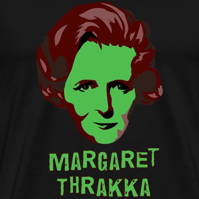 Margaret Thrakka