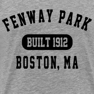 Fenway park boston red sox - Men's Premium T-Shirt