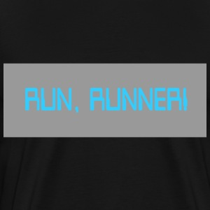 Run, Runner! - Men's Premium T-Shirt