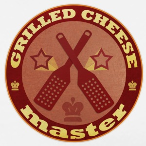 Grilled Cheese Master T-Shirt - Men's Premium T-Shirt