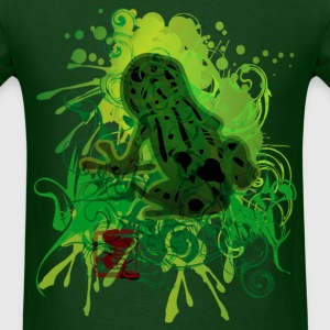 Poison_dart_frog - Men's T-Shirt