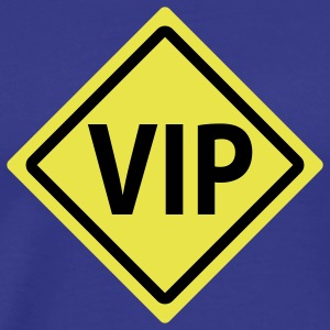 vip roadsign T-Shirts - Men's Premium T-Shirt