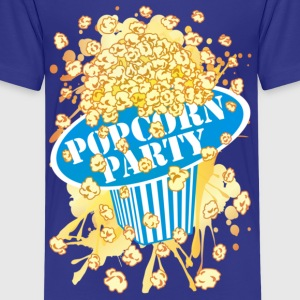 POPCORN_PARTY - Kids' Premium T-Shirt