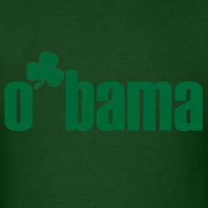 OBama irish edition - Men's T-Shirt