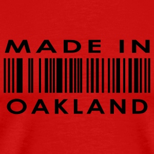 Made in Oakland  T-Shirts - Men's Premium T-Shirt