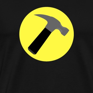 captain hammer - Men's Premium T-Shirt