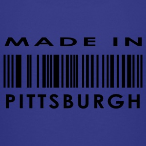 Made in Pittsburgh  Kids' Shirts - Kids' Premium T-Shirt