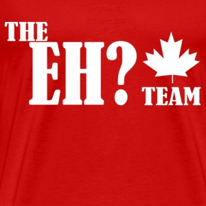 Team eh canada - Men's Premium T-Shirt