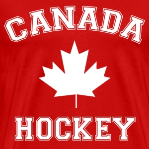 Team hockey canada - Men's Premium T-Shirt